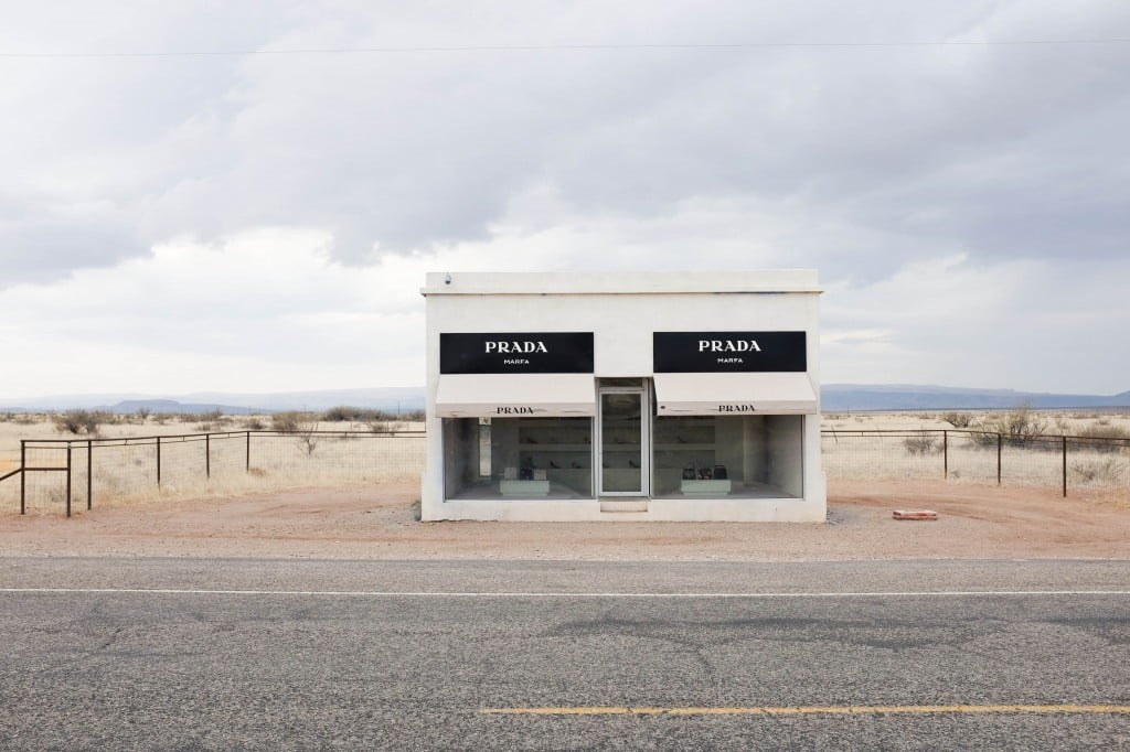 prada marfa salty canary. Black Bedroom Furniture Sets. Home Design Ideas