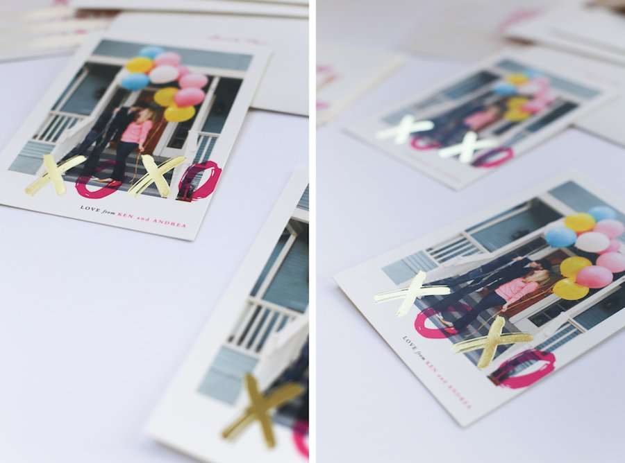 UP Inspired Valentine's Day Cards from Minted // Salty Canary