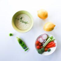 Wasabi Veggie Dip Recipe