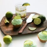 Caipirinha Cocktail Cupcake // Salty Canary