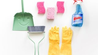 8 Spring Cleaning Shortcuts and Tricks // Salty Canary