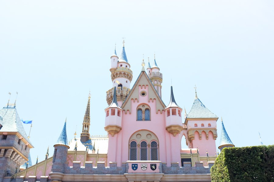 A day at Disneyland along with some tips and tricks of where to eat, what to do, and what to see! // Salty Canary