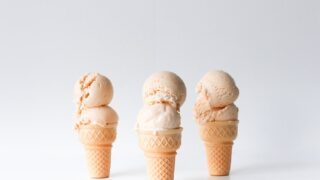 Do you like to add sriracha to everything? Put it in your ice cream! This Sriracha ice cream sounds crazy, but it is so creamy and surprisingly so good, but with a hot, hot, hot aftertaste!