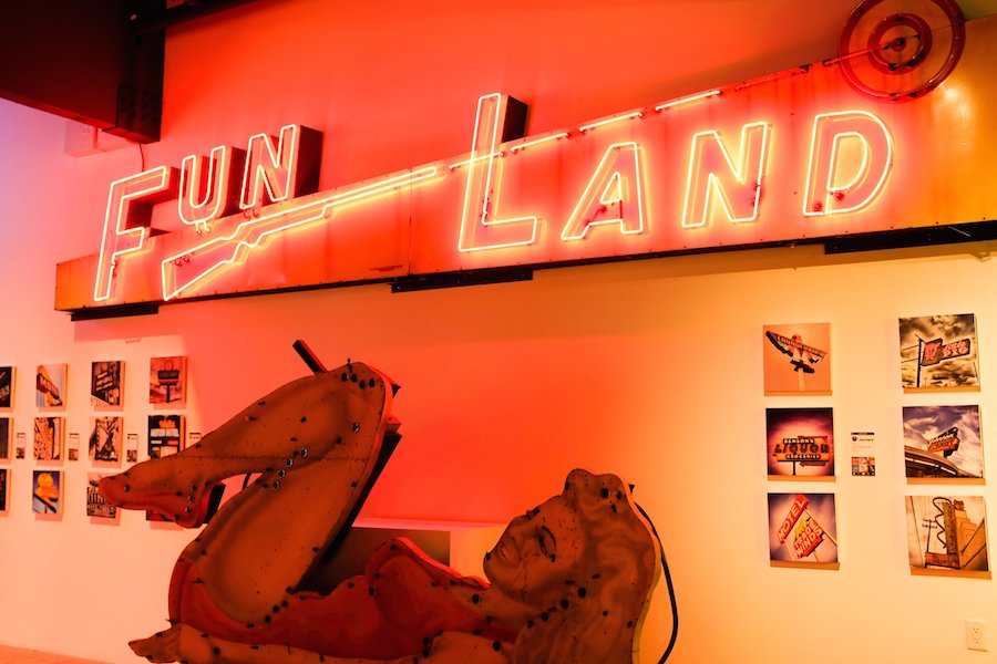 Museum of Neon Art in Glendale, California // Salty Canary