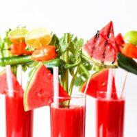 Watermelon Habanero Bloody Mary