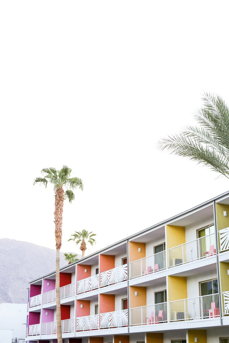 A Palm Springs Door Tour - Salty Canary