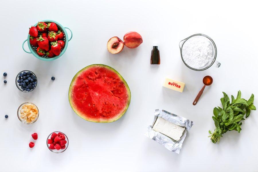 Fruit Pizza Dessert Recipe