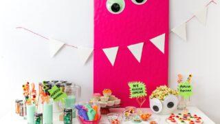 A Monster Mash Halloween Bash // Salty Canary