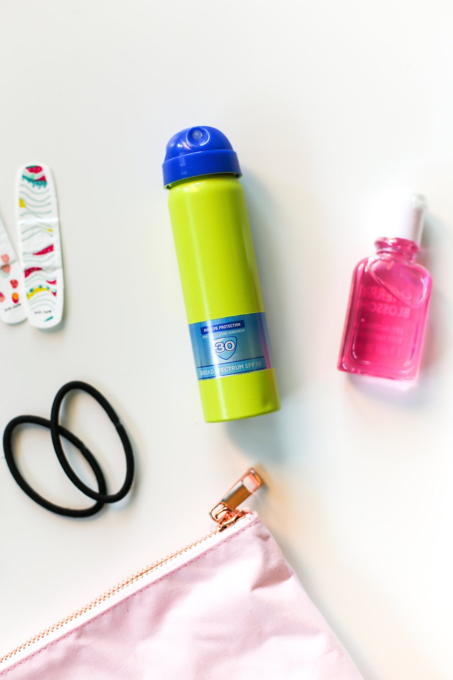 Put together a DIY Theme Park Emergency Kit before your next vacation // Salty Canary