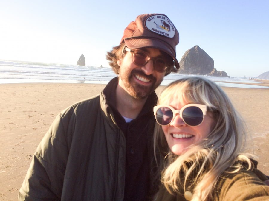 Cannon Beach side trip from Portland, Oregon // Salty Canary