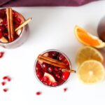 Cran-Apple Cider Sangria // Salty Canary