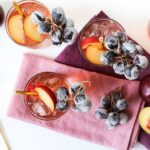 5 Winter Iced Teas & Punches // Make some tea and cool down your favorite fall and winter flavors by serving them over ice!