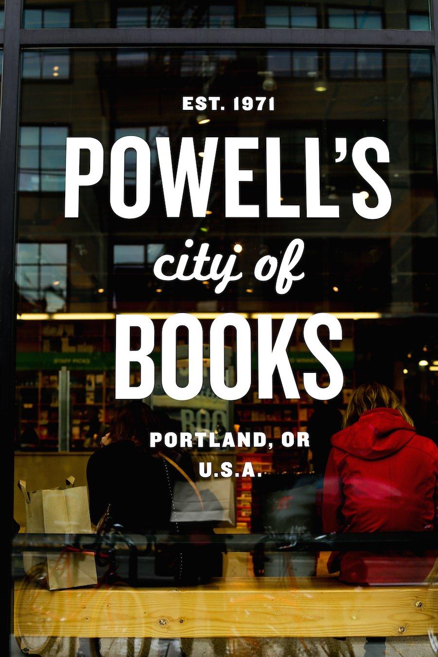 Portland City Guide // Salty Canary