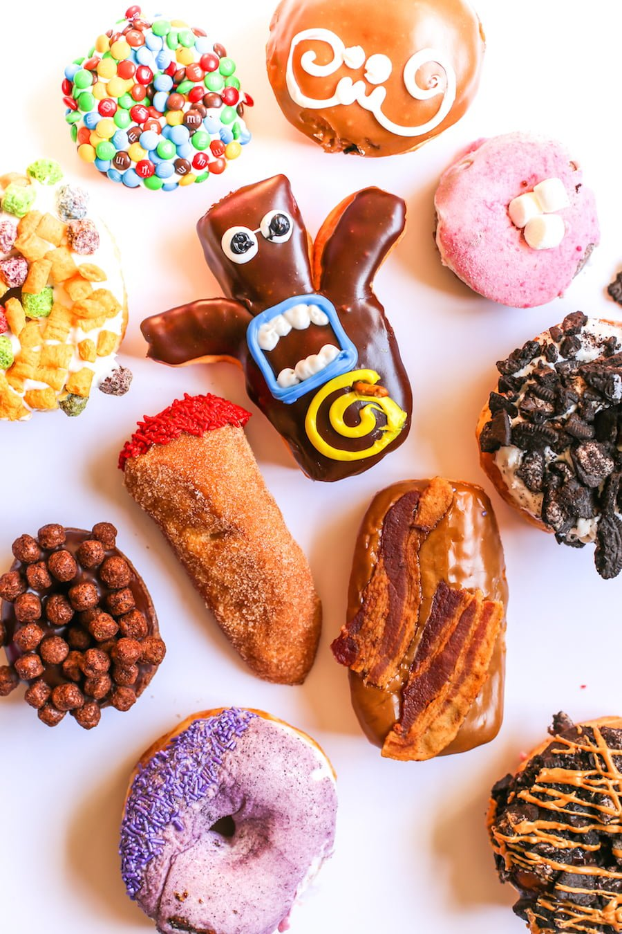 Portland Voodoo Donuts // Salty Canary