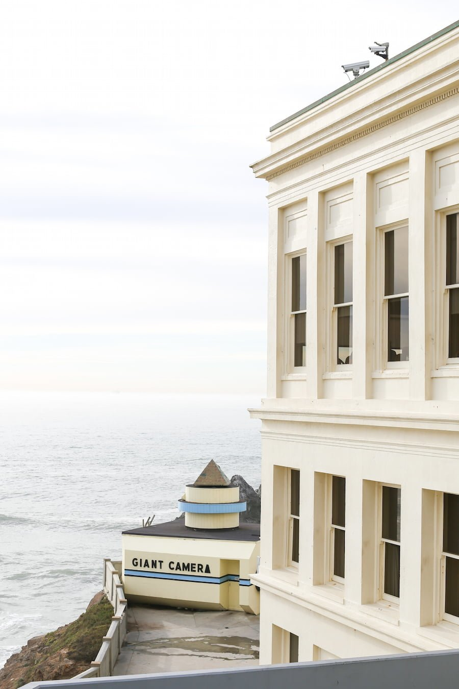 The Cliff House in San Francisco // Salty Canary