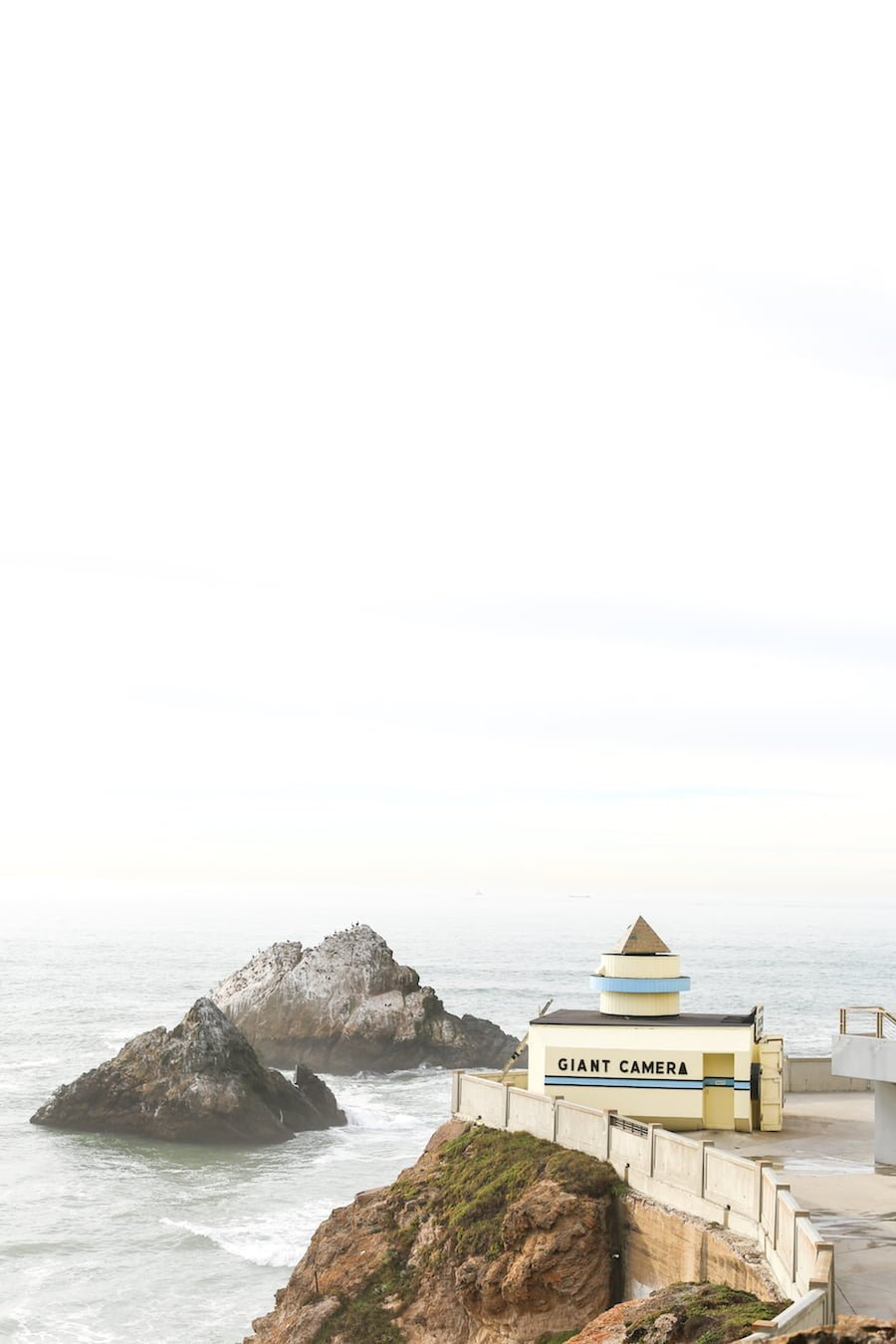 Camera Obscura in San Francisco // Salty Canary