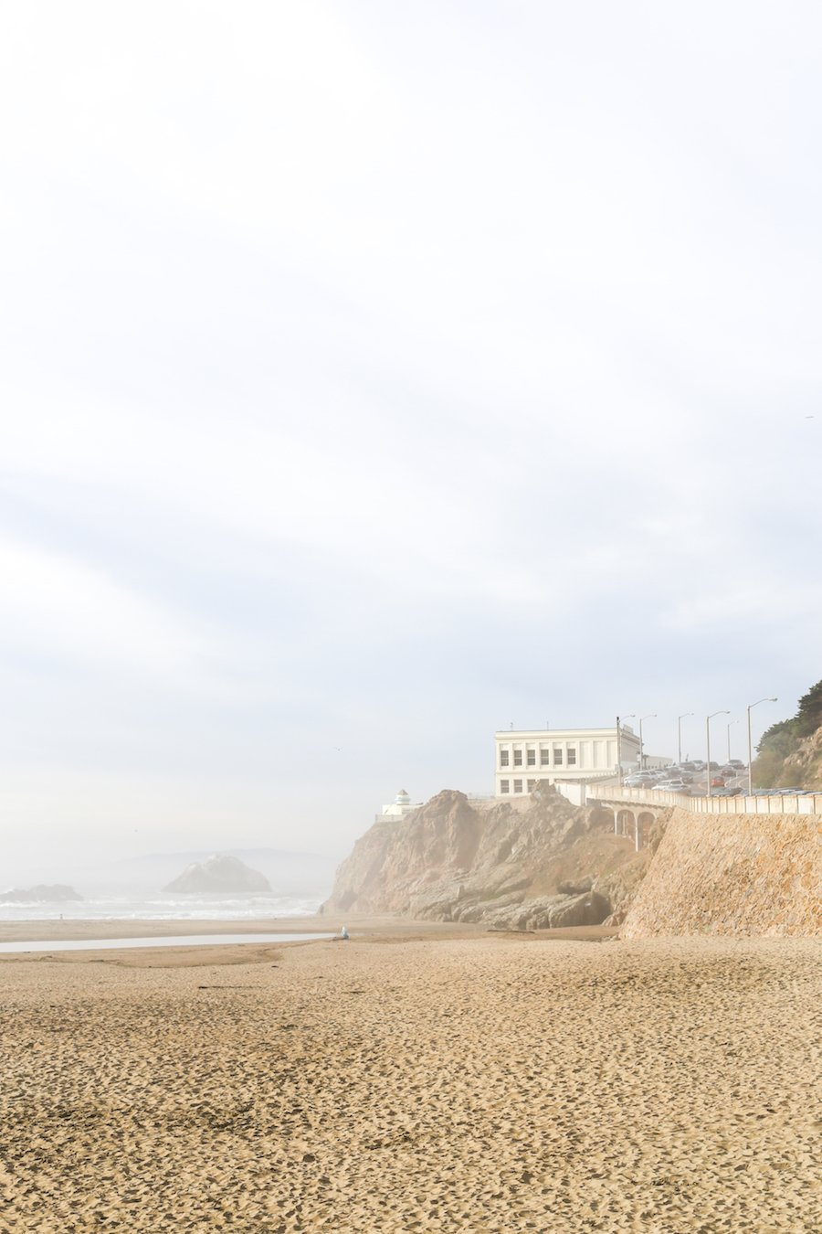 Camera Obscura and the Cliff House in San Francisco // Salty Canary