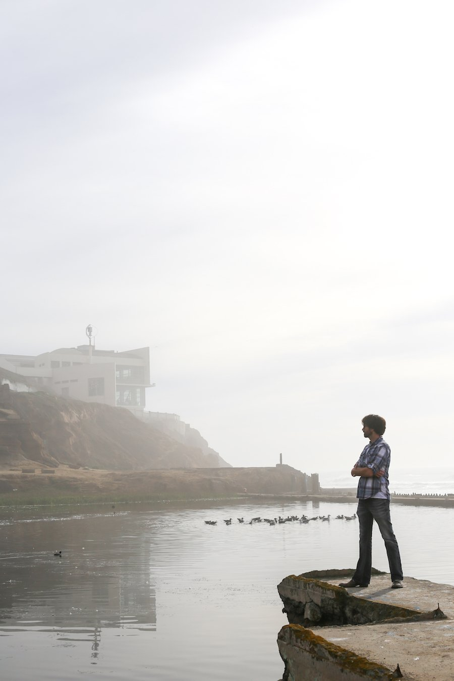 Sutro Bath Ruins in San Francisco // Salty Canary