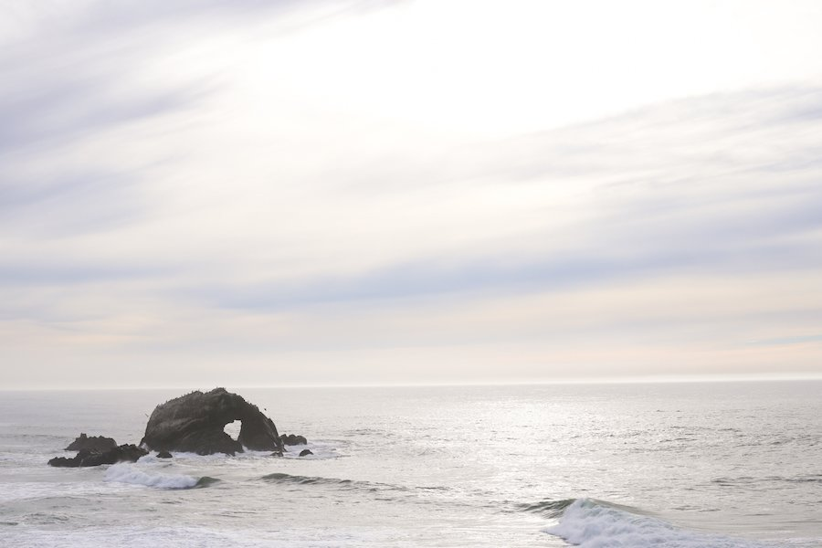 Camera Obscura, Sutro Baths, and the Cliff House in San Francisco // Salty Canary