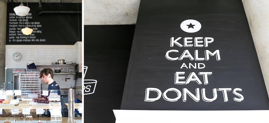Portland Donut Tour // Salty Canary