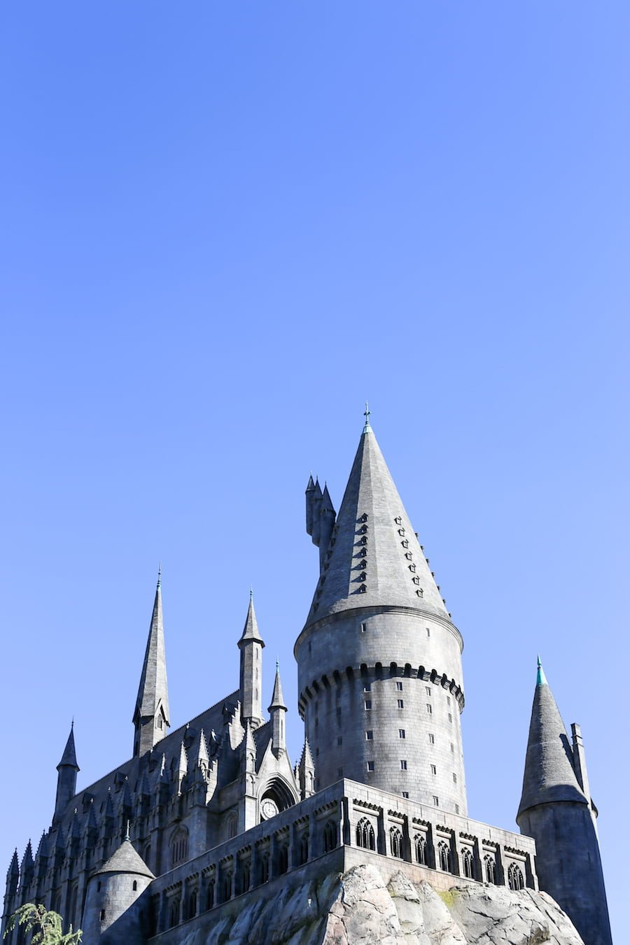 Wizarding World of Harry Potter at Universal Studios Hollywood // Salty Canary