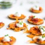 "Loaded Potato ""Chip"" Rounds // Salty Canary"
