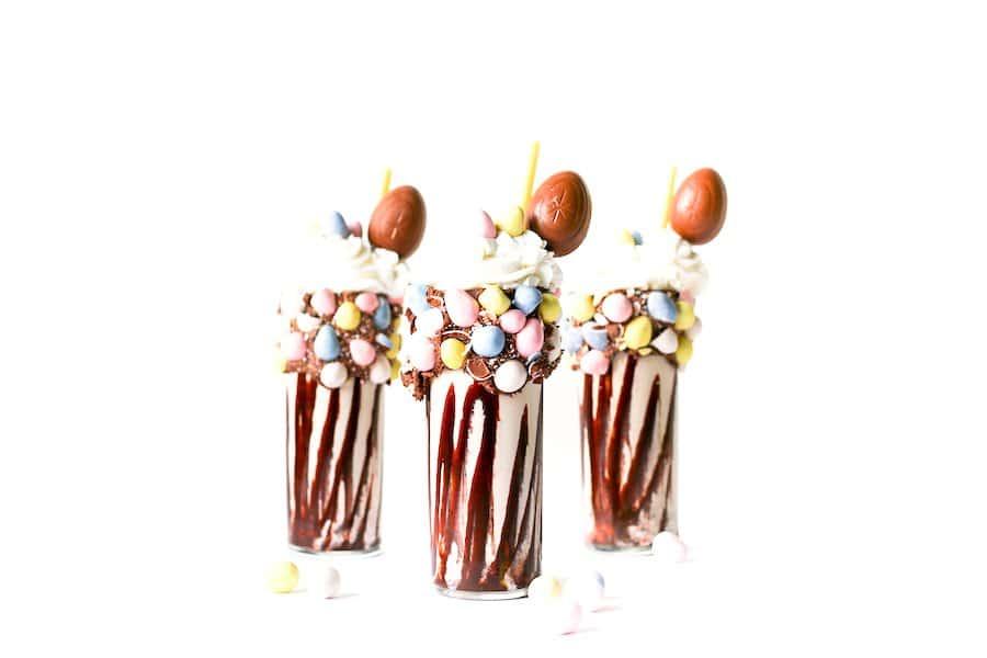 Mini Egg Desserts // Salty Canary