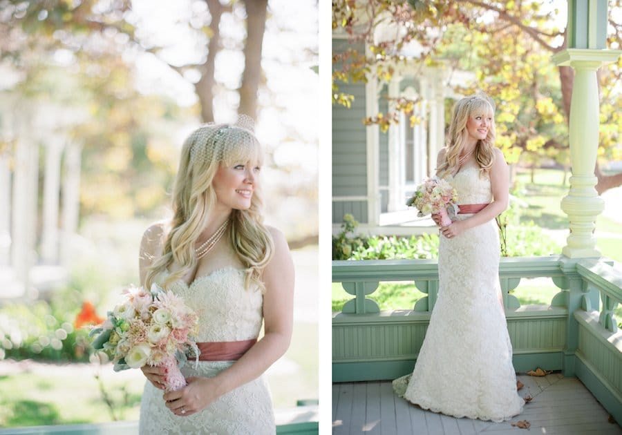 Heritage Square Museum Wedding // Salty Canary