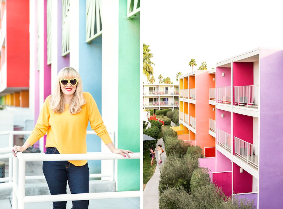 Ultimate Travel Guide to Palm Springs, Vacation and Trip Ideas, Palm Springs California, City Guide, Where to Stay in Palm Springs, What to Do, See and Eat in Palm Springs, Weekend Guide, The Saguaro Hotel