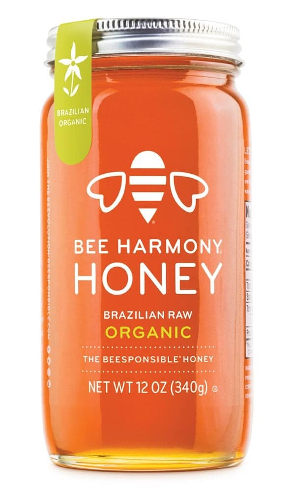 Bee Harmony Raw Organic Honey