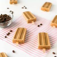 Coffee Popsicles / Salty Canary