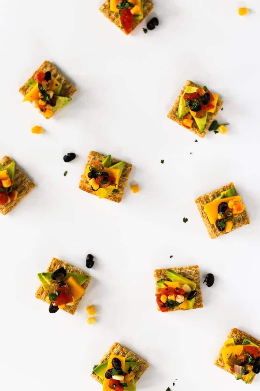 Quick and Easy California Appetizer: Avomangsalscuits // Salty Canary