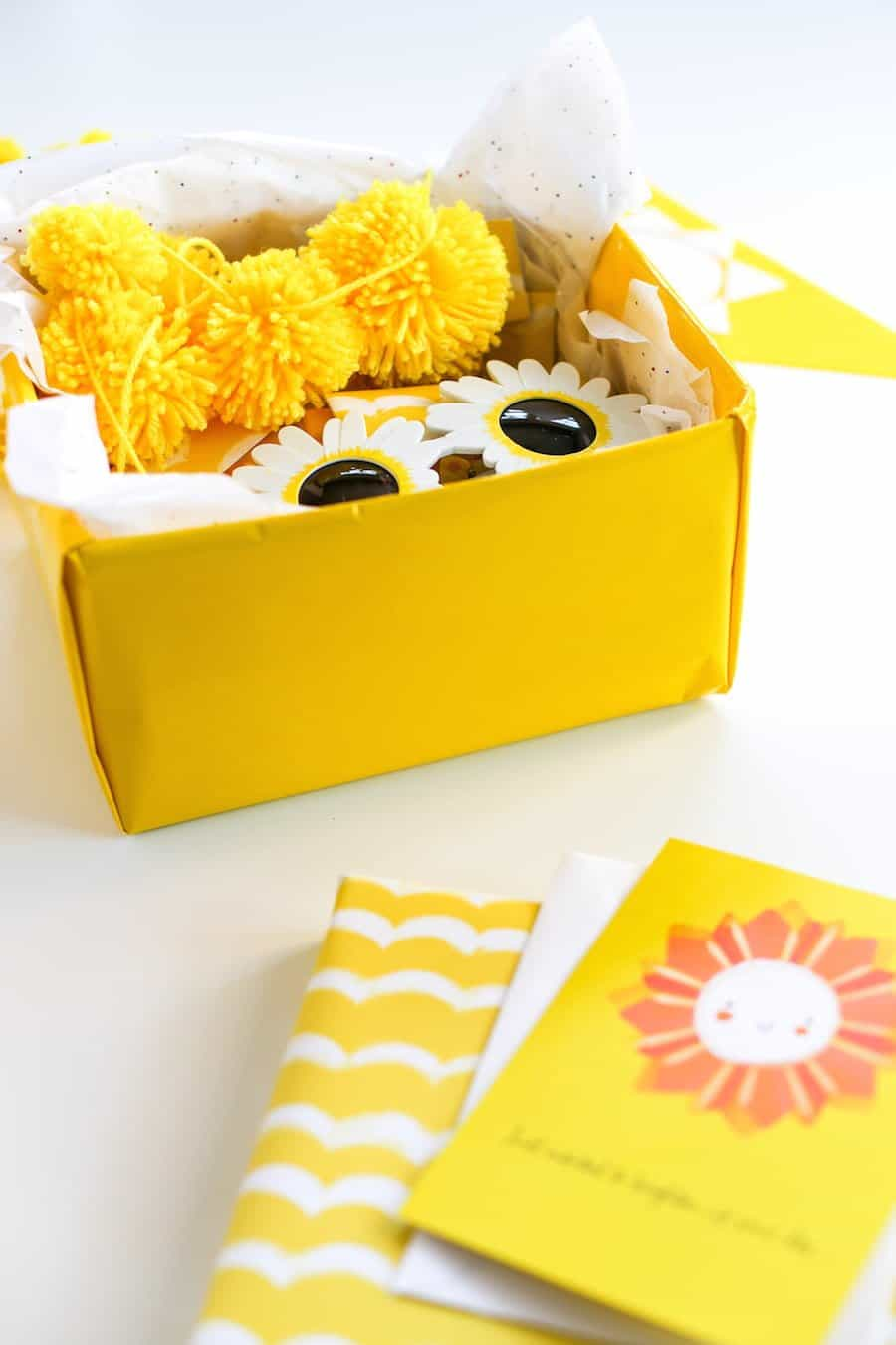 Send Some Sunshine in a Box // Salty Canary
