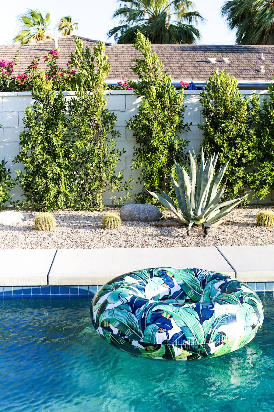 The Weekend House in Palm Springs // Salty Canary