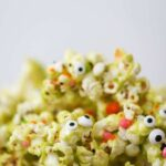 Halloween Monster Popcorn