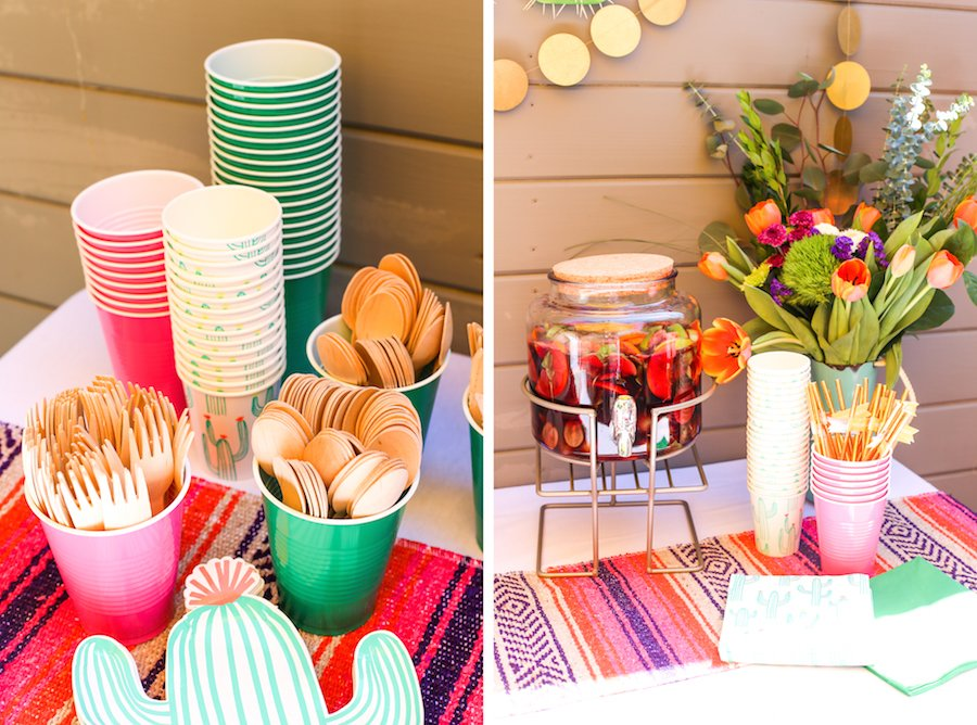 Twin Baby Shower Fiesta // Salty Canary ...