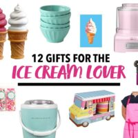 12 Gifts for the Ice Cream Lover