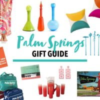 Palm Springs Inspired Gift Guide