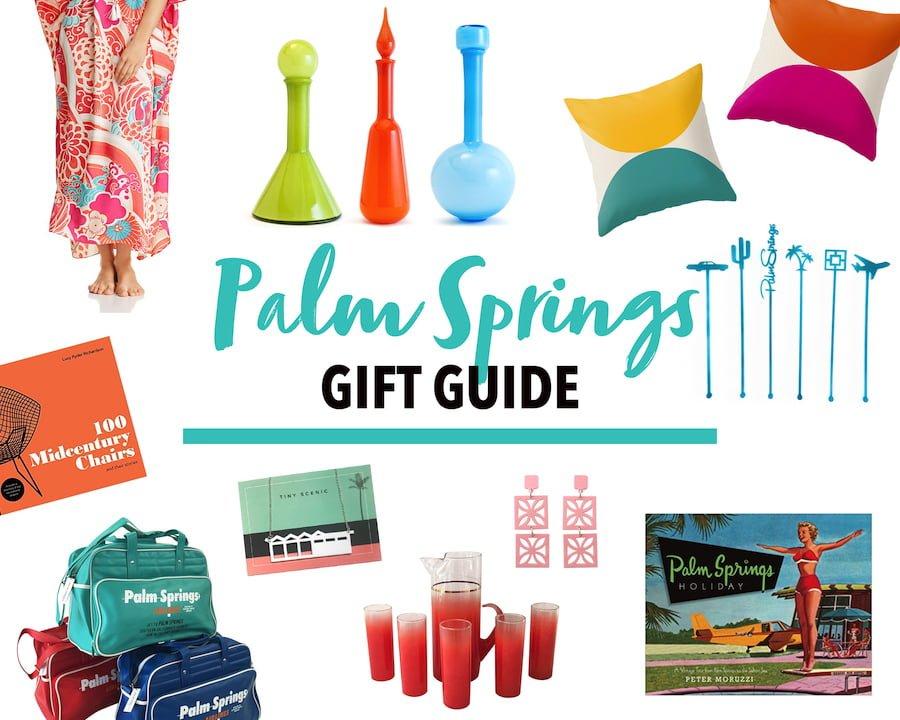 Palm Springs Inspired Gift Guide