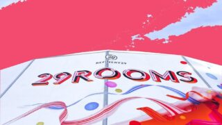 29 Rooms // Salty Canary