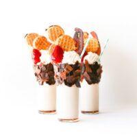 Waffle Milkshakes