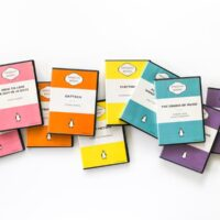 DIY Penguin Book DVD Covers with Free Download // Salty Canary