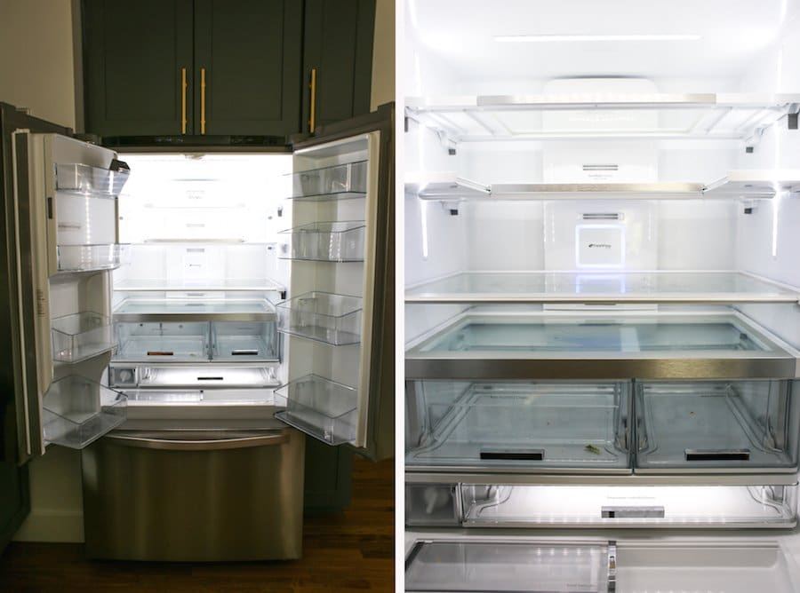 30 Minute Refrigerator Spring Cleaning Tutorial // Salty Canary