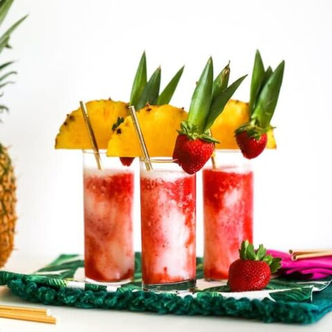 Miami Vice Cocktail Recipe