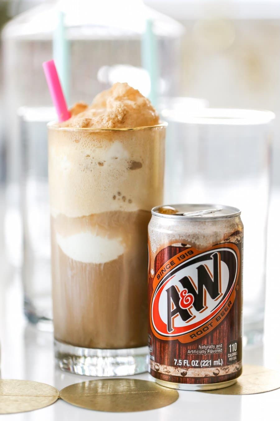 Friday Night Root Beer Floats // Salty Canary