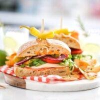 Perfect Picnic Italian Sandwiches