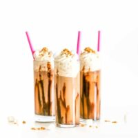 S'mores Cold Brew Coffee Floats