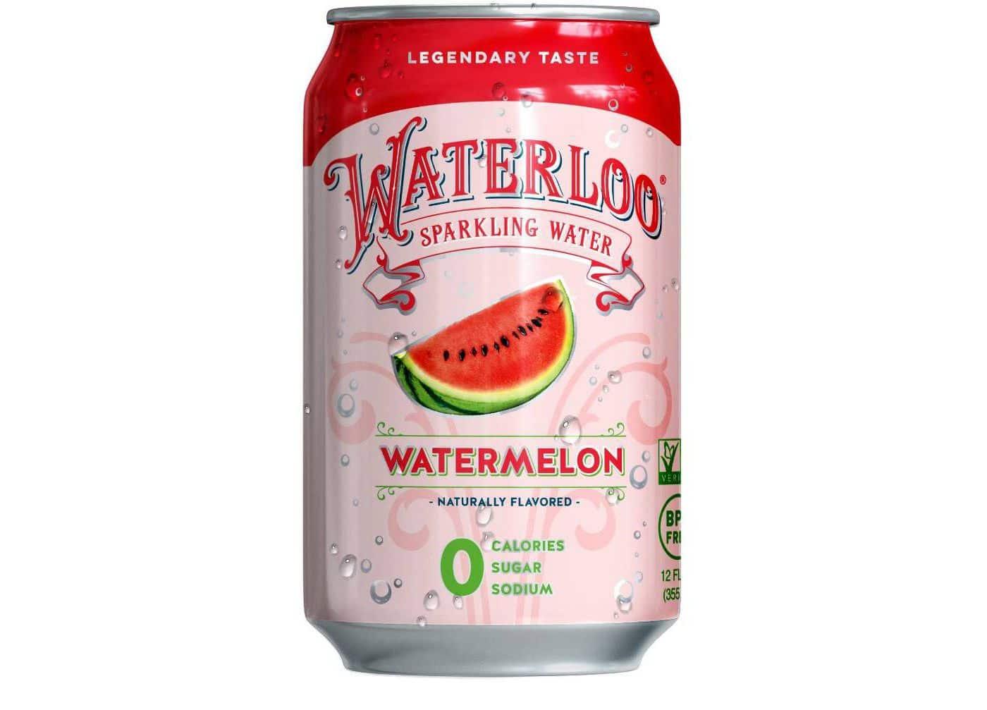Waterloo Watermelon Sparkling Water