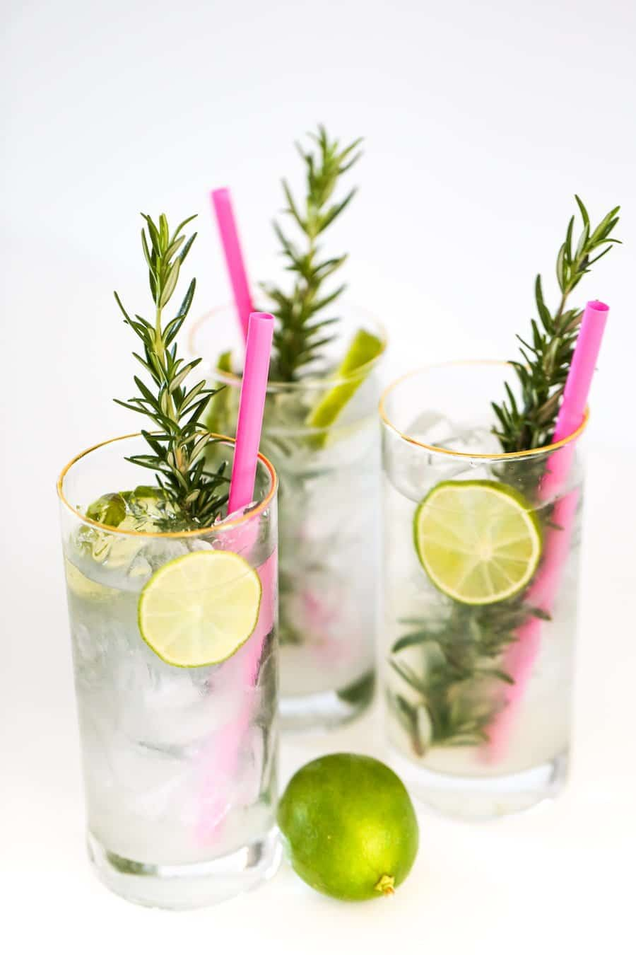 Rosemary Limeade // Salty Canary