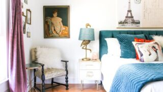 Master Bedroom Makeover // Salty Canary